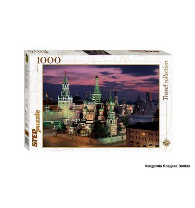 """Пазл """"Москва. Красная площадь"""", 1000 элементов"""