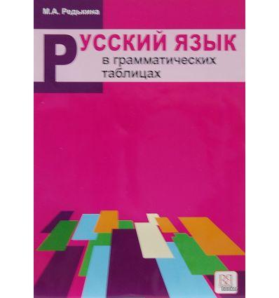 Русский язык в грамматических таблицах
