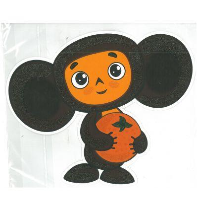 Картинка чебурашка на апельсинах