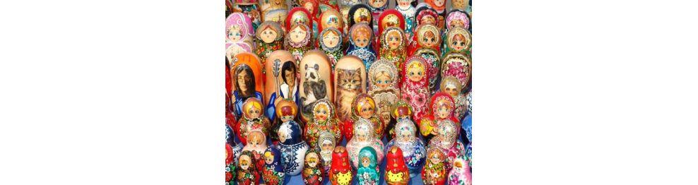 Сувениры, Матрешки